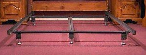 Hybrid-Softsider Metal Frame Support