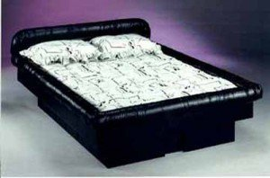 New York Waterbed Frame