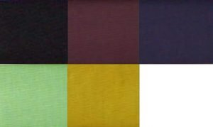 Waterbed Linen Colours