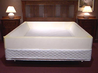 6 Quot And 8 Quot Replacement Foam Waterbed Side Rails Waterbeds